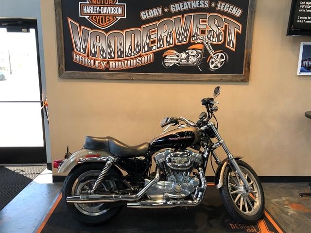 2004 Harley-Davidson Sportster 883 at Vandervest Harley-Davidson, Green Bay, WI 54303