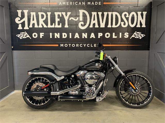 2017 Harley-Davidson Softail Breakout at Harley-Davidson of Indianapolis
