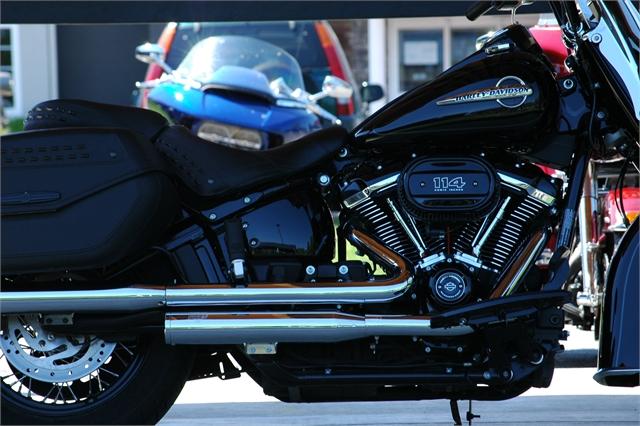 2018 Harley-Davidson Softail Heritage Classic 114 at Outlaw Harley-Davidson