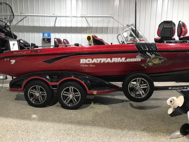 2019 Ranger Fisherman FS 621 at Boat Farm, Hinton, IA 51024
