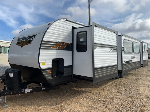 2020 Forest River Wildwood 33TS at Campers RV Center, Shreveport, LA 71129