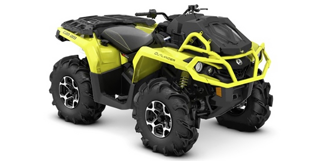 2019 Can-Am Outlander X mr 650 at Seminole PowerSports North, Eustis, FL 32726