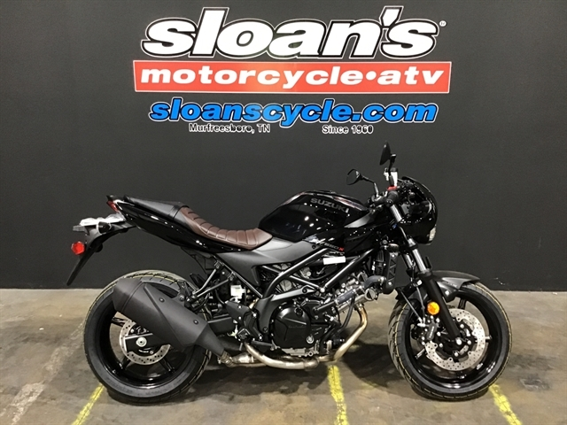 2020 Suzuki SV 650X at Sloans Motorcycle ATV, Murfreesboro, TN, 37129