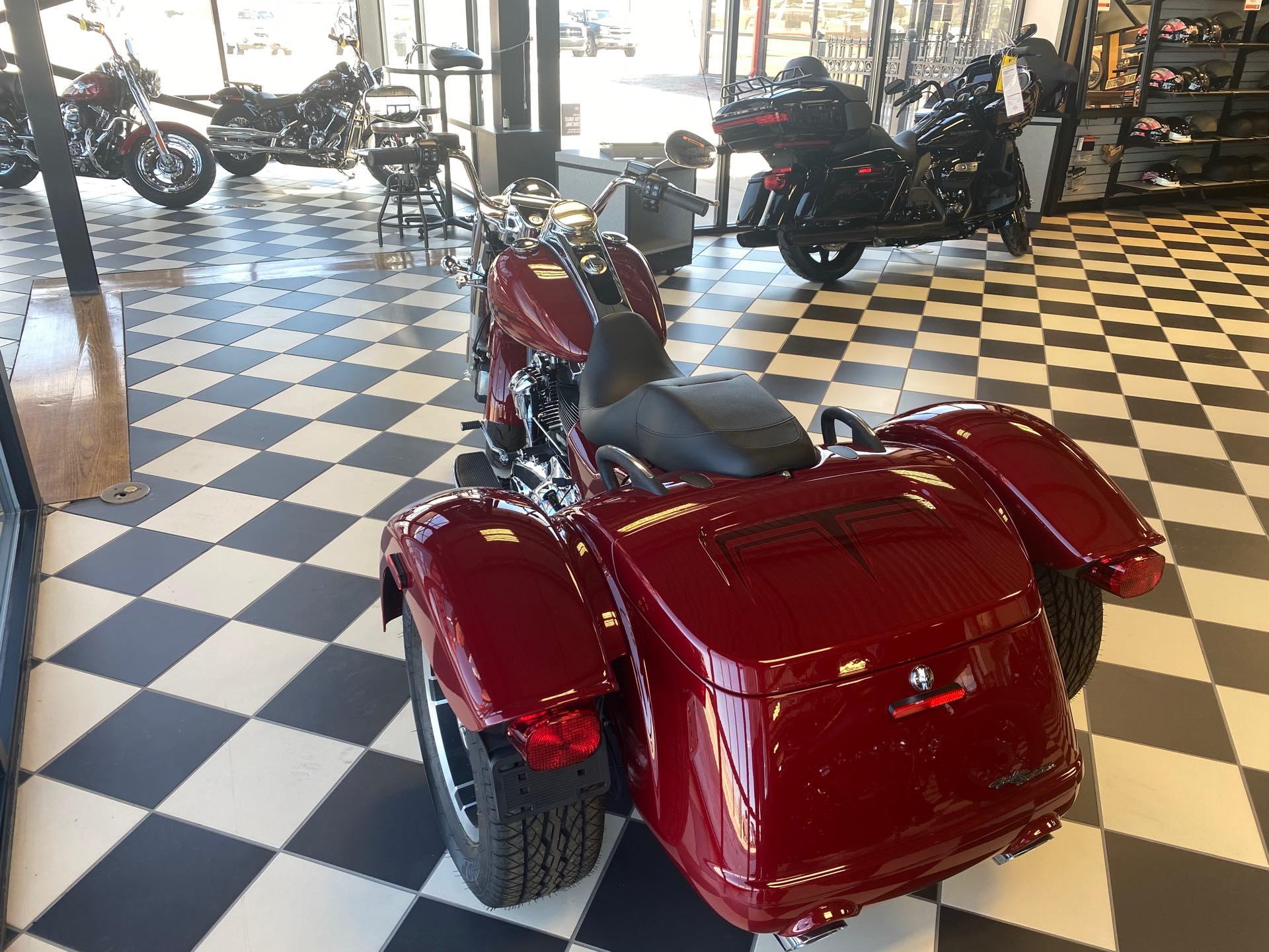 2020 Harley-Davidson Trike Freewheeler at Deluxe Harley Davidson