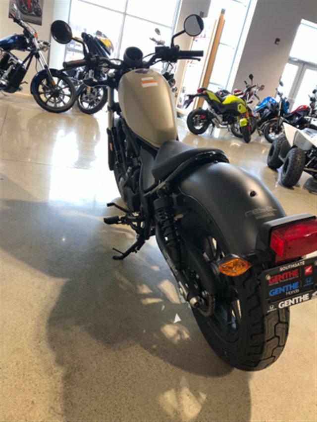 2019 Honda Rebel 500 500 at Genthe Honda Powersports, Southgate, MI 48195