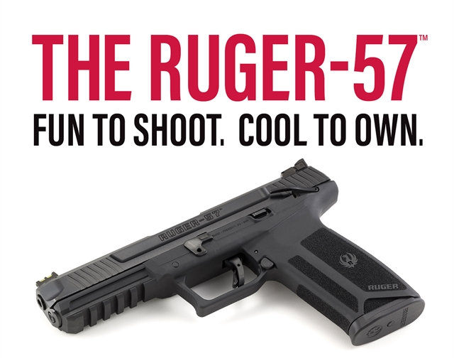2021 Ruger Ruger-57 at Harsh Outdoors, Eaton, CO 80615