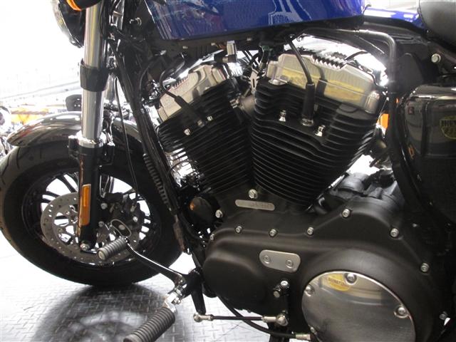 2019 Harley-Davidson Sportster Forty-Eight at Hunter's Moon Harley-Davidson®, Lafayette, IN 47905