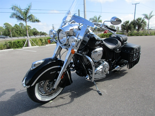 2019 Indian Chief Vintage at Fort Lauderdale