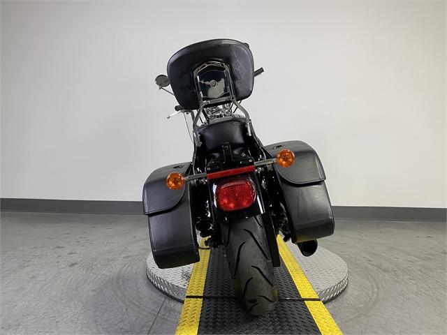 2016 Harley-Davidson Sportster SuperLow 1200T at Worth Harley-Davidson
