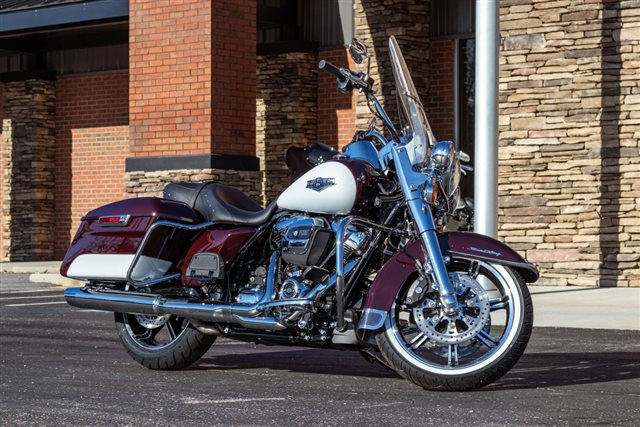 2021 HD FLHR Road King at Harley-Davidson of Dothan