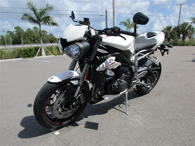 2019 Triumph Street Triple RS at Stu's Motorcycles, Fort Myers, FL 33912