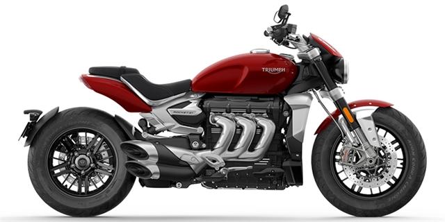 2022 Triumph Rocket 3 R at Eurosport Cycle