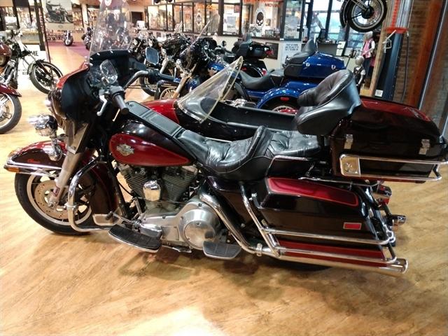 1987 Harley-Davidson FLHTC WSIDECAR at #1 Cycle Center Harley-Davidson