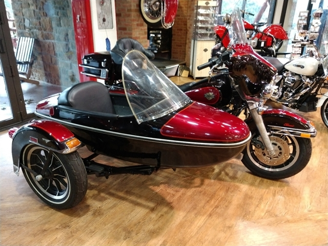1987 Harley-Davidson FLHTC WSIDECAR at #1 Cycle Center Harley-Davidson