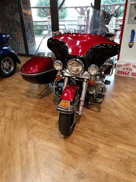 1987 HD FLHTC WSIDECAR at #1 Cycle Center Harley-Davidson