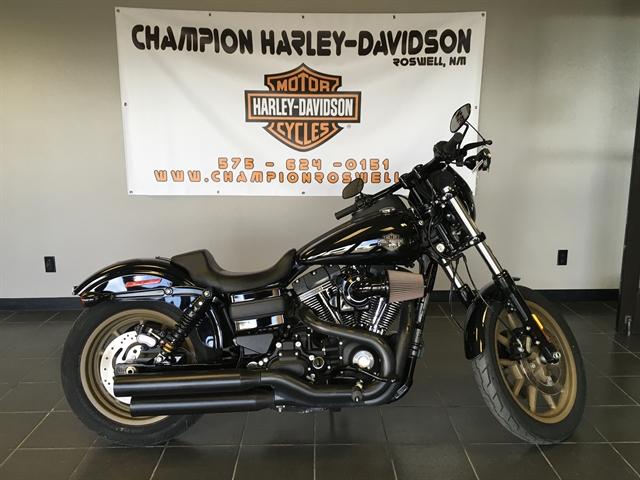 2017 Harley-Davidson S-Series Low Rider at Champion Harley-Davidson