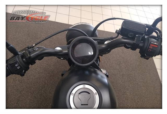 2021 Honda Rebel 500 Base at Bay Cycle Sales