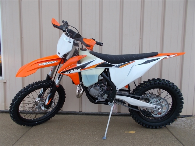 2021 KTM XC 125 at Nishna Valley Cycle, Atlantic, IA 50022