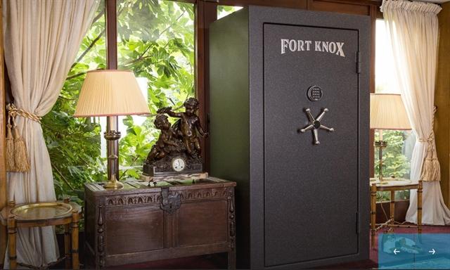 2019 Fort Knox Vaults Executive Vault at Harsh Outdoors, Eaton, CO 80615