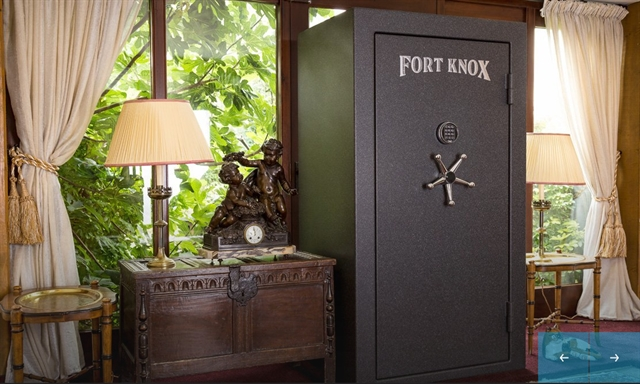 2019 Fort Knox Vaults Executive Vault at Harsh Outdoors, Eaton, CO 80615