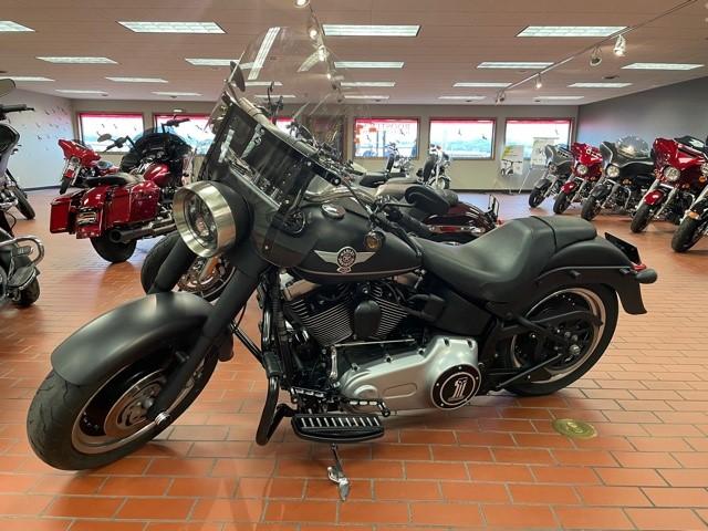 2012 Harley-Davidson Softail Fat Boy Lo at Rooster's Harley Davidson