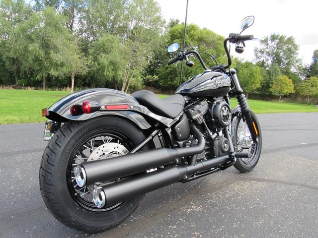 2020 Harley-Davidson Softail Street Bob at Conrad's Harley-Davidson