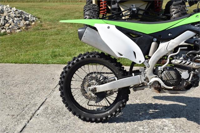 2012 Kawasaki KX450 450F at Thornton's Motorcycle - Versailles, IN