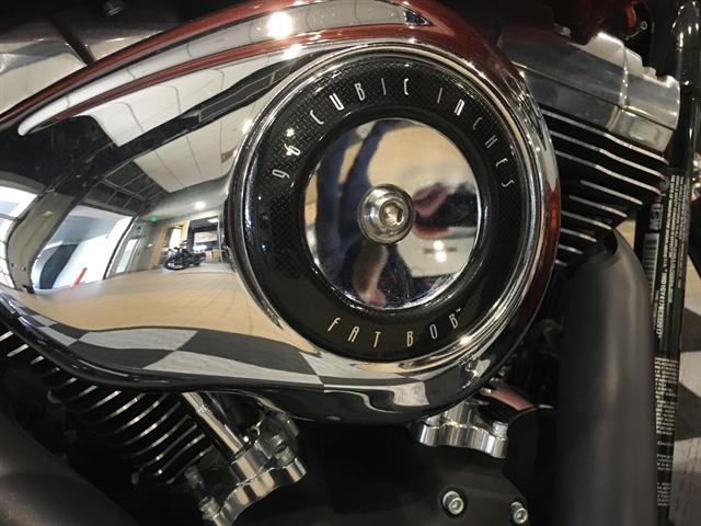 2011 Harley-Davidson Dyna Glide Fat Bob at Worth Harley-Davidson