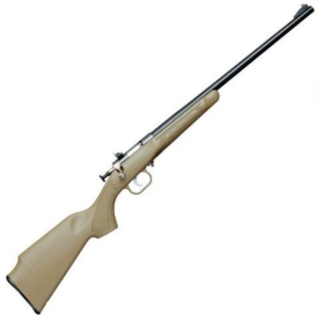 2019 Keystone Sporting Arms Crickett™ Synthetic Stock Desert Tan - 22LR at Harsh Outdoors, Eaton, CO 80615