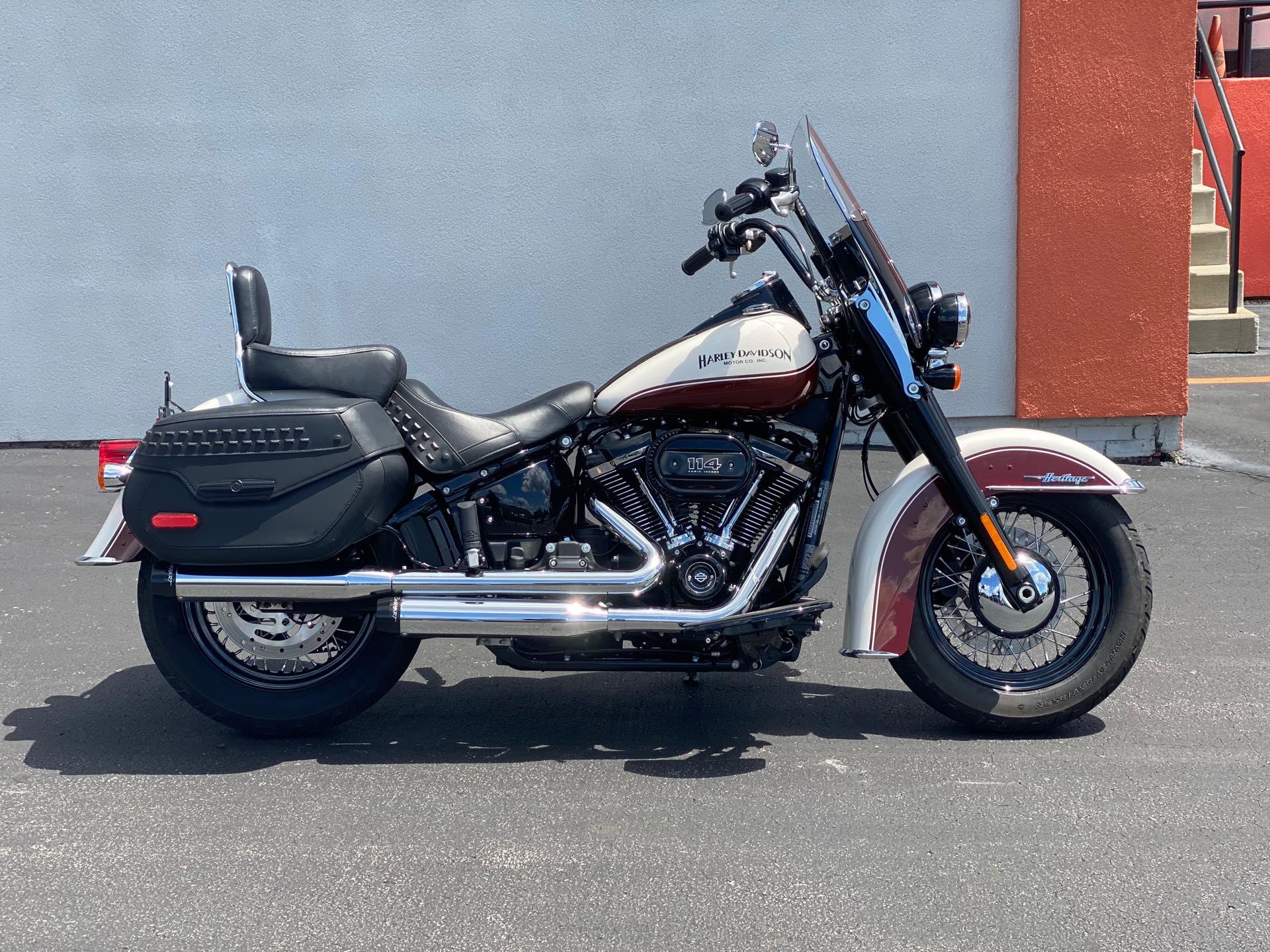 2018 Harley-Davidson Softail Heritage Classic 114 at Thunder Harley-Davidson
