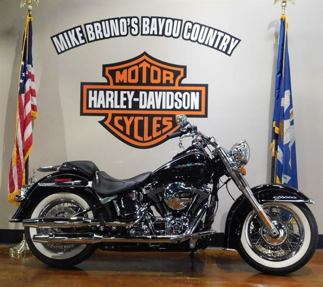 2017 Harley-Davidson Softail Deluxe at Mike Bruno's Bayou Country Harley-Davidson