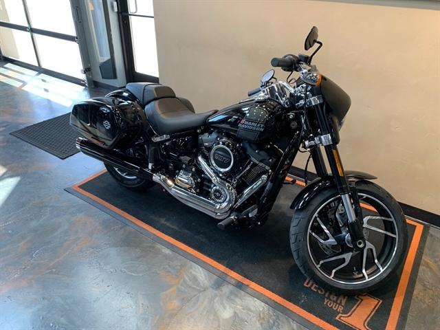 2021 Harley-Davidson Cruiser Sport Glide at Vandervest Harley-Davidson, Green Bay, WI 54303