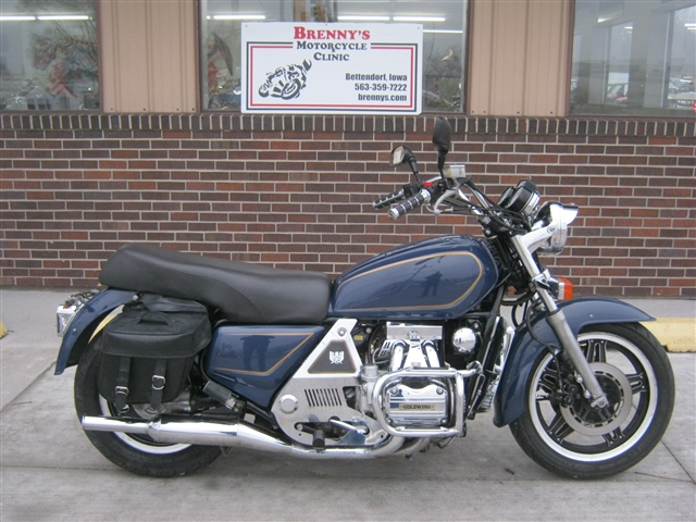 1982 Honda GL1100 Std Standard Goldwing at Brenny's Motorcycle Clinic, Bettendorf, IA 52722
