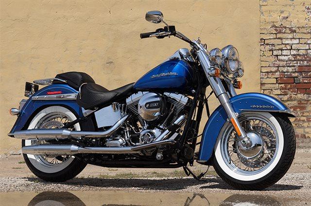 2016 Harley-Davidson Softail Deluxe at Loess Hills Harley-Davidson