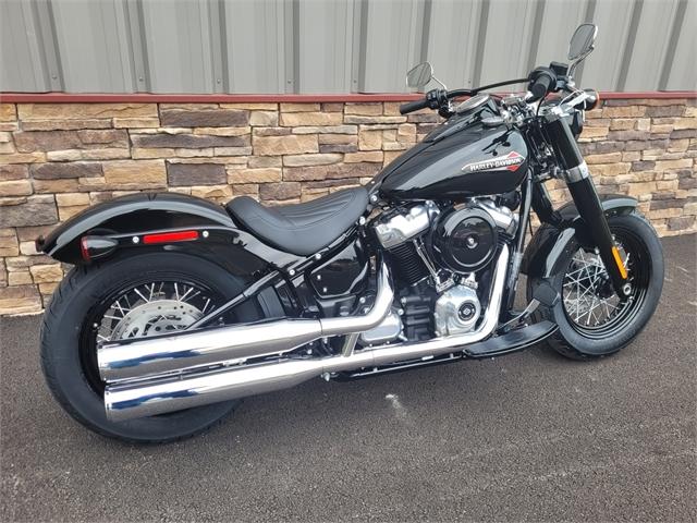 2021 Harley-Davidson Cruiser Softail Slim at RG's Almost Heaven Harley-Davidson, Nutter Fort, WV 26301