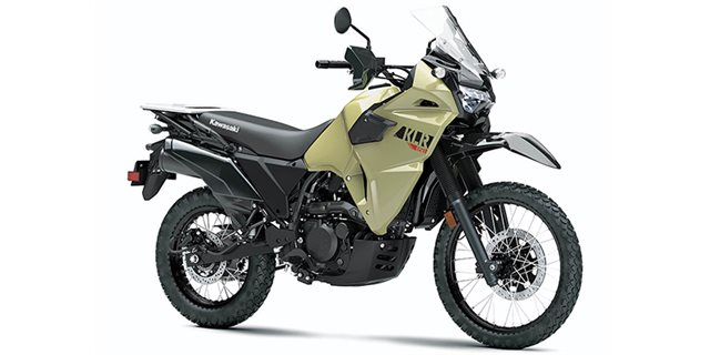 2022 Kawasaki KLR 650 ABS at Action Cycles 'n Sleds