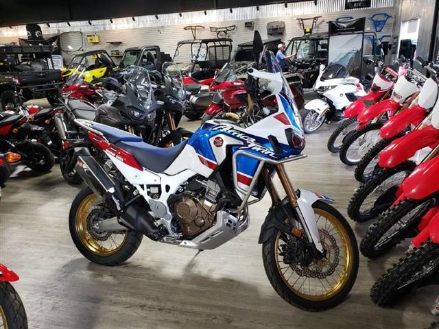 2018 Honda Africa Twin Adventure Sports at Kent Motorsports, New Braunfels, TX 78130