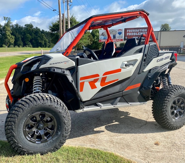 2021 Can-Am Maverick Sport X rc 1000R at Shreveport Cycles