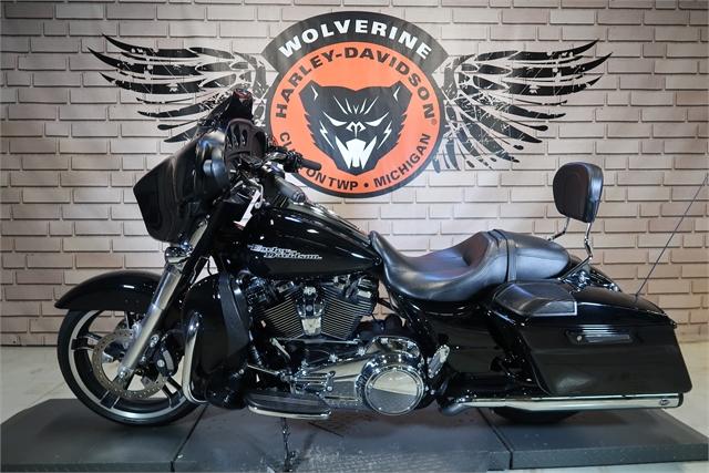 2018 Harley-Davidson Street Glide Base at Wolverine Harley-Davidson