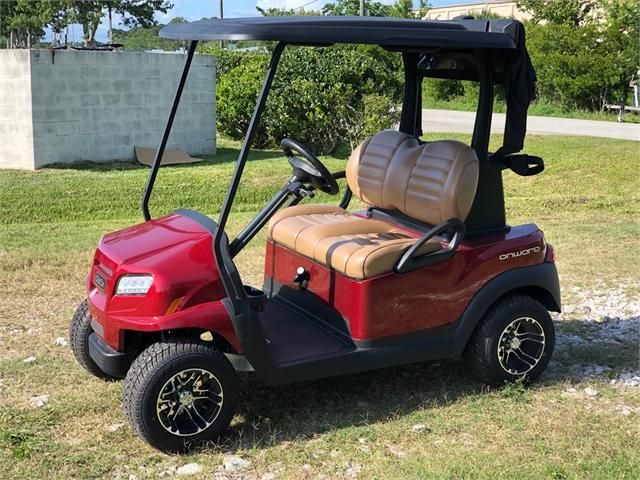 2021 Club Car Onward 2 Passenger Gas at Powersports St. Augustine