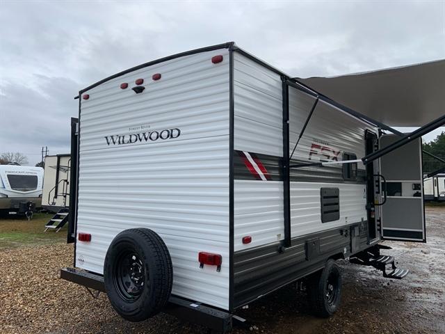 2020 Forest River Wildwood FSX 170SS at Campers RV Center, Shreveport, LA 71129