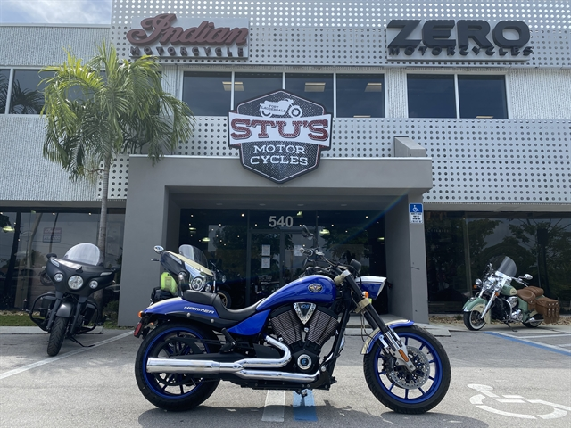 2009 Victory Hammer S at Fort Lauderdale