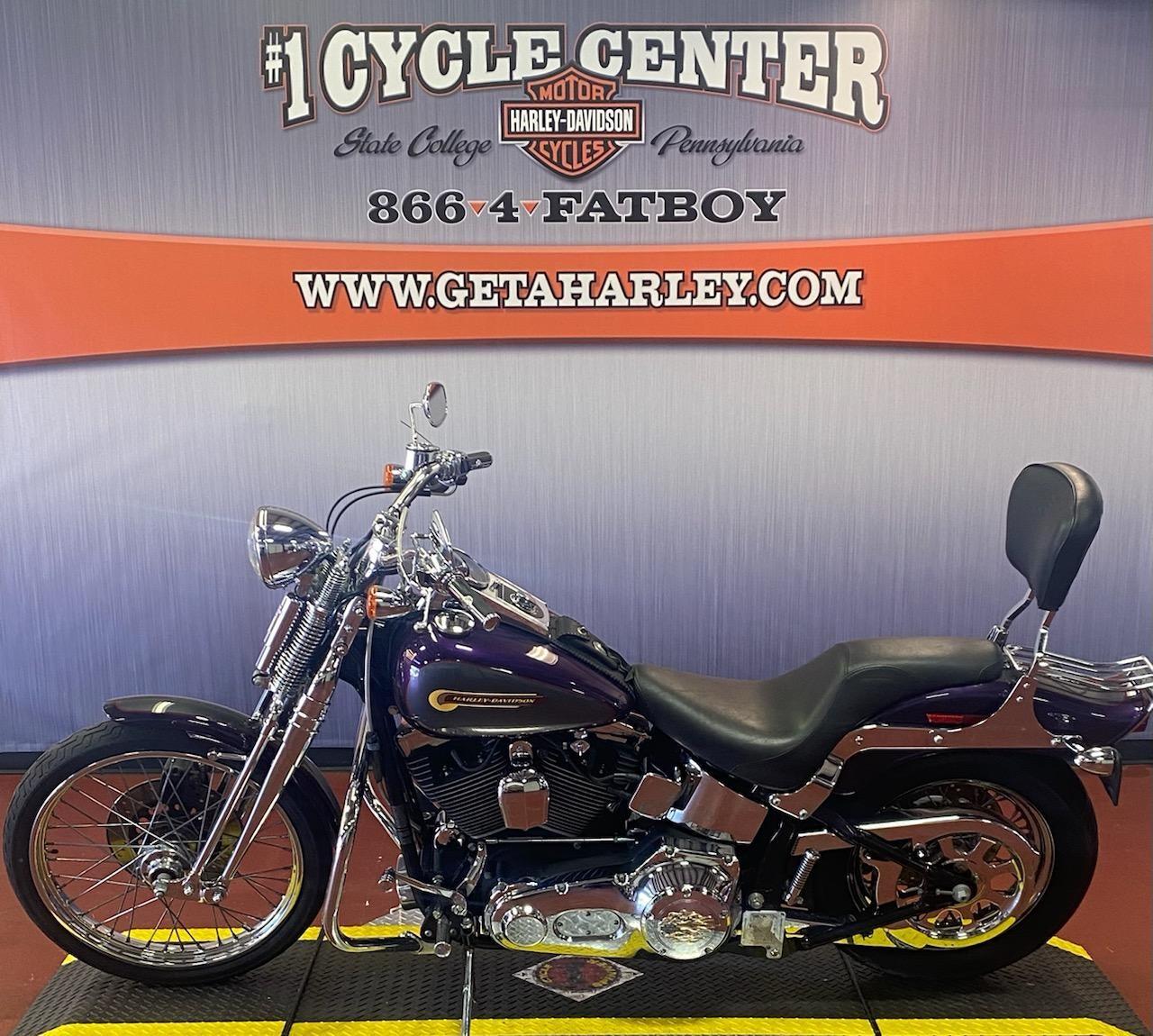 2004 Harley-Davidson Softail Springer Softail at #1 Cycle Center Harley-Davidson