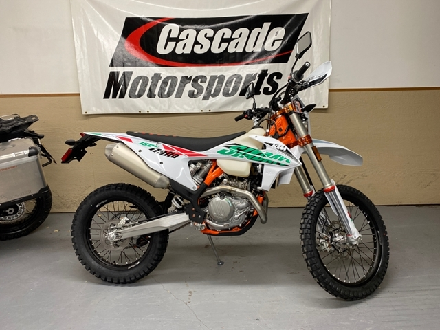 2021 KTM EXC 500 F Six Days at Cascade Motorsports