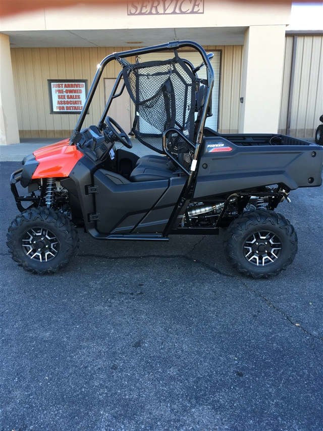2019 Honda Pioneer 700 Deluxe at Champion Motorsports