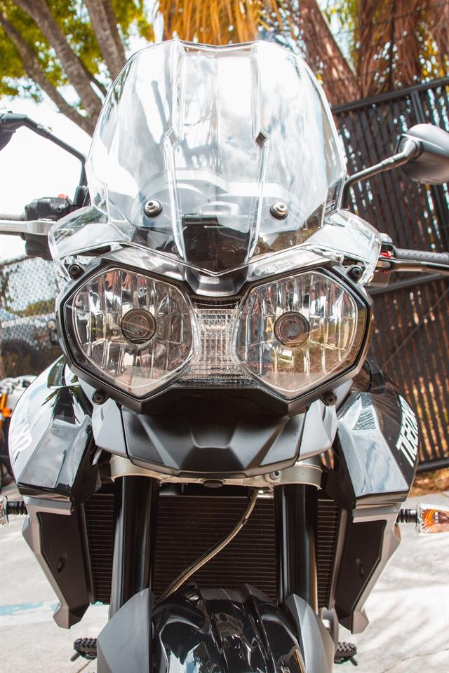 2016 Triumph Tiger 800 XR at Tampa Triumph, Tampa, FL 33614