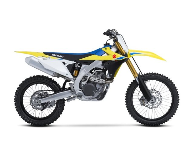 2018 Suzuki RM-Z450 at Brenny's Motorcycle Clinic, Bettendorf, IA 52722
