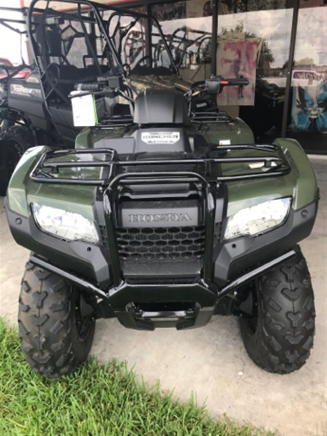 2019 Honda FourTrax Rancher 4X4 at Dale's Fun Center, Victoria, TX 77904