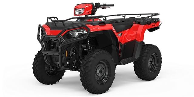 2021 Polaris Sportsman 570 EPS Utility Edition at Shreveport Cycles