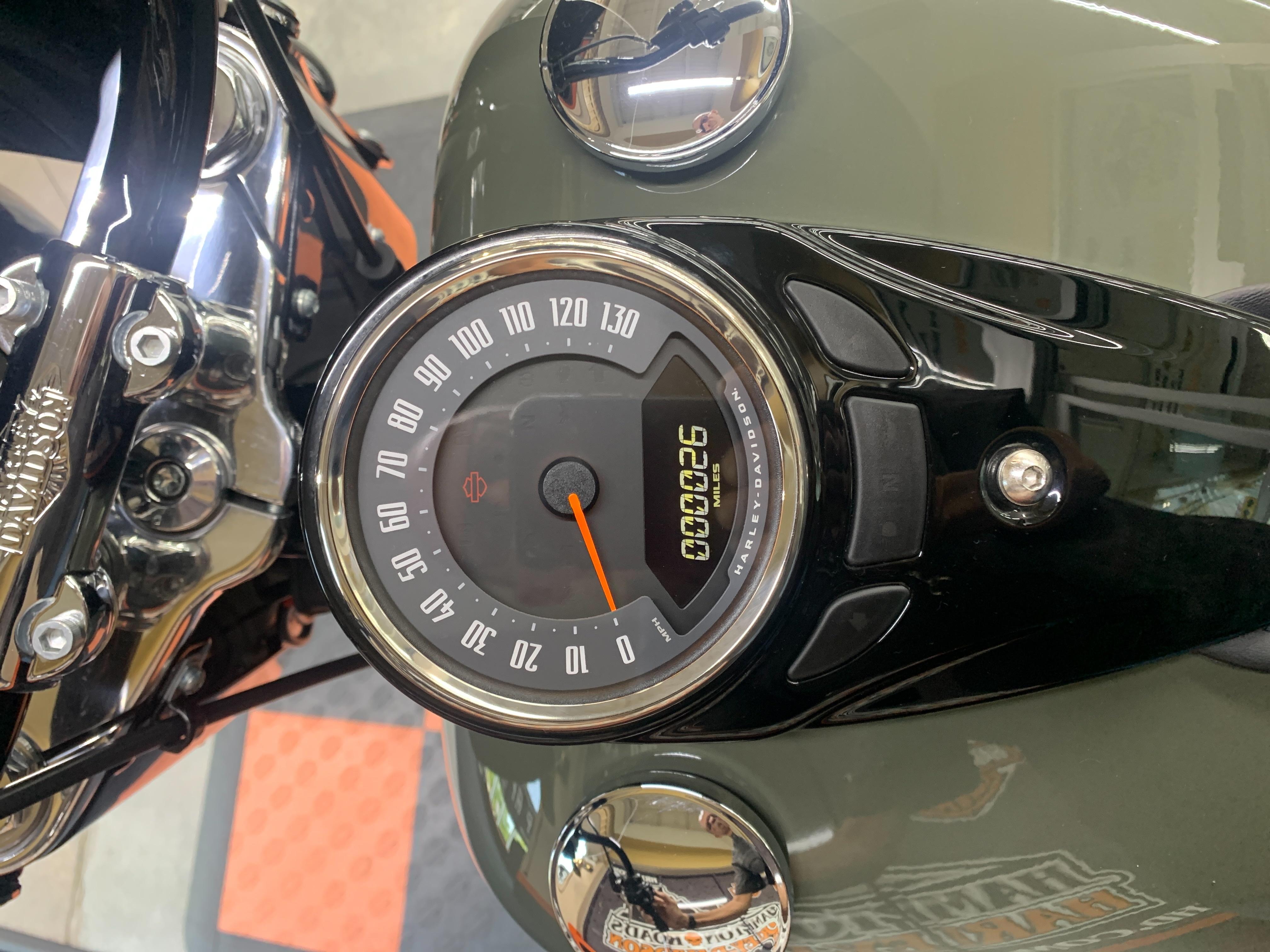 2021 Harley-Davidson Cruiser Heritage Classic S at Hampton Roads Harley-Davidson